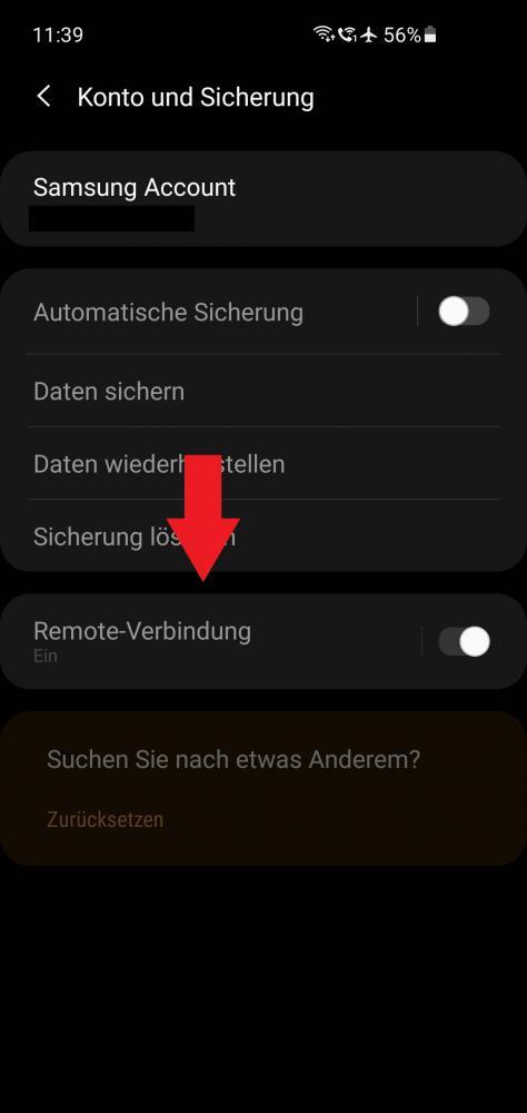 Schritt 1: Remote-Verbindung aktivieren und WLAN an beiden Geräten kontrollieren